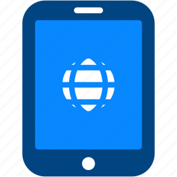 globe, internet, network, seo, tablet, world icon