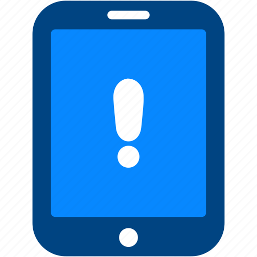 alert, attention, caution, ipad, sign, tablet, warning icon