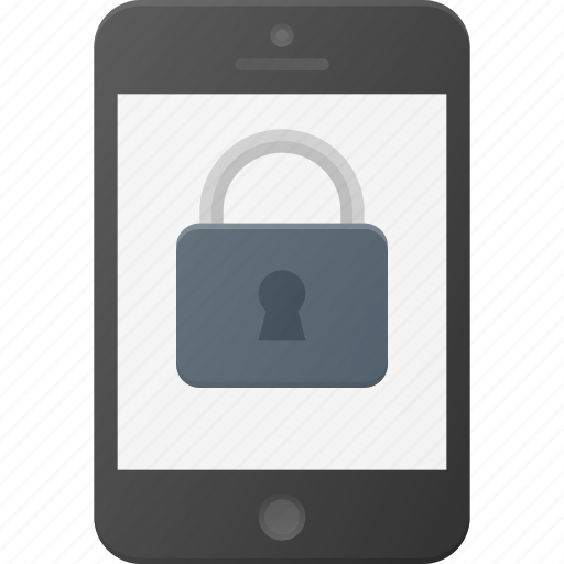 Lock, mobile, phone, screen, smart, smartphone icon - Download on Iconfinder