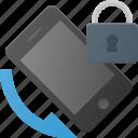 lock, phone, rotate, rotation, screen, telephone