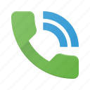call, phone, sound, telephone, volume icon
