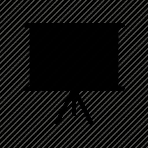 board, office, presentation, teaching, training icon