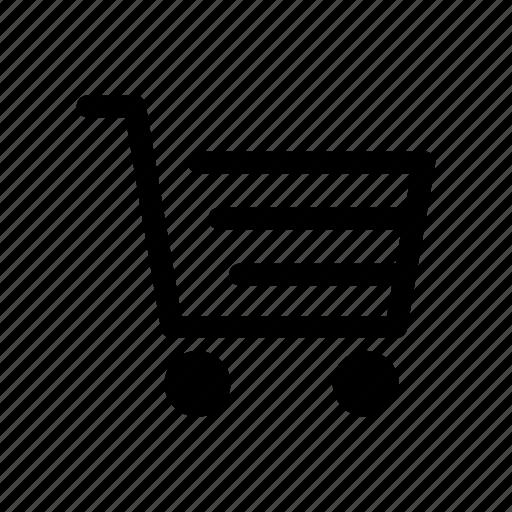 buying, cart, shop, shopping, trolley icon
