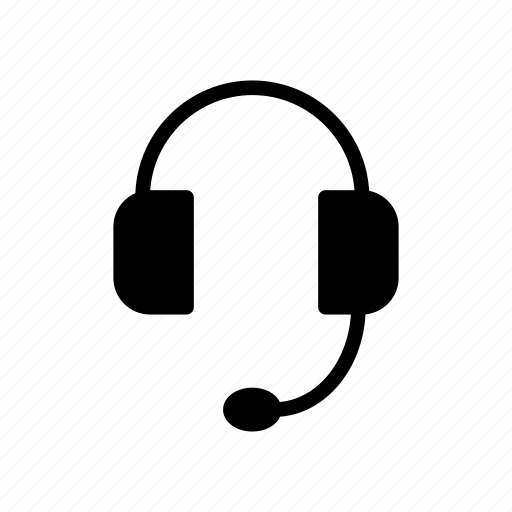 audio, headset, music, song, support icon