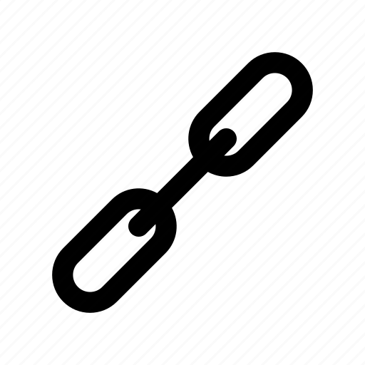 chain, external, internet, link, url icon