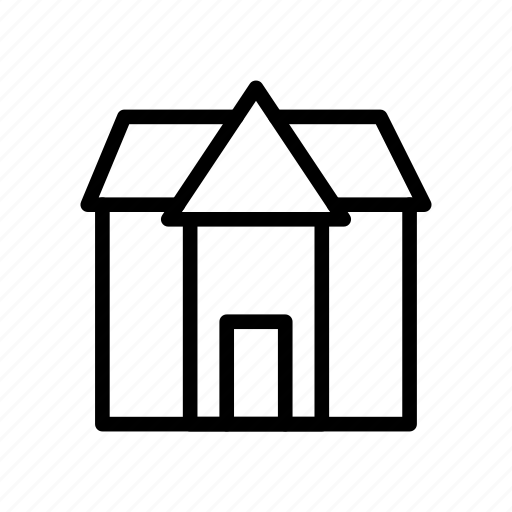 building, home, house, office, property icon