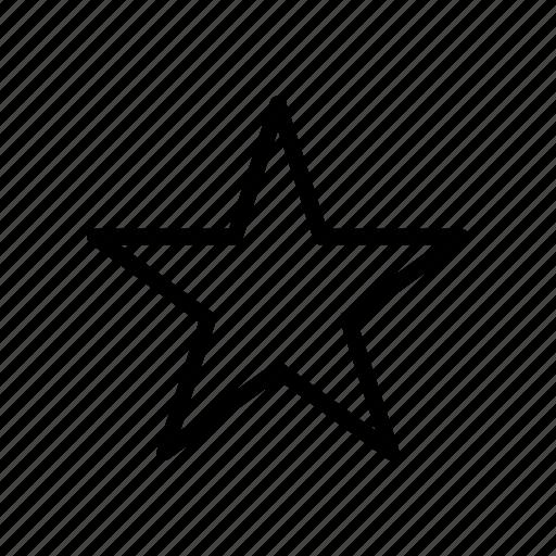 favorite, grade, rank, shine, star icon
