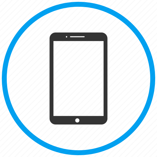 cell phone, communication, device, mobile phone, note, tablet, technology icon