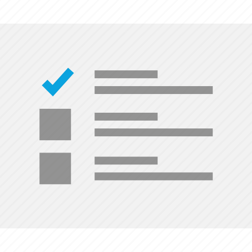 check, mark, mockup, one, web, wireframes icon