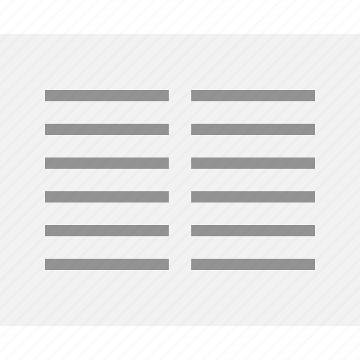 lines, mockup, page, paragraph, web, wireframes icon