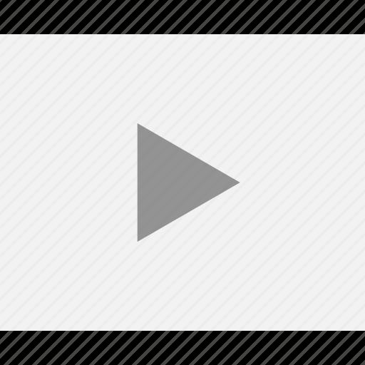 mockup, play, tube, web, wireframes, youtube icon