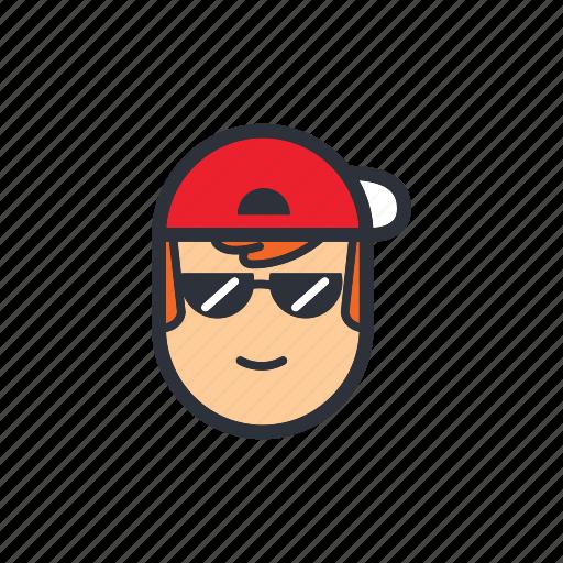 avatar, boyz, cute, hipster, hype, man icon