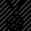 achievement, medal, position medal, prize icon