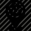 favorite location, gps, location pin, map icon