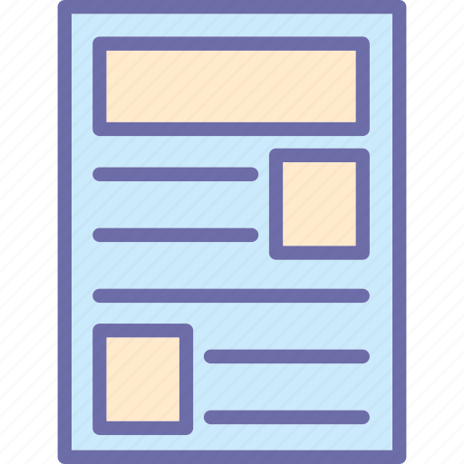 contract, document, note, sheet icon