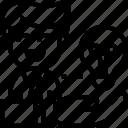 business, design, idea, inventor, developer icon