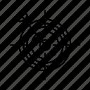 target, arrow, board, dart, focus