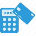 card reader, payment, shopping, sale