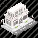 building, bakery, donut shop, donut store, market