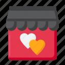 dating, market, love, valentine