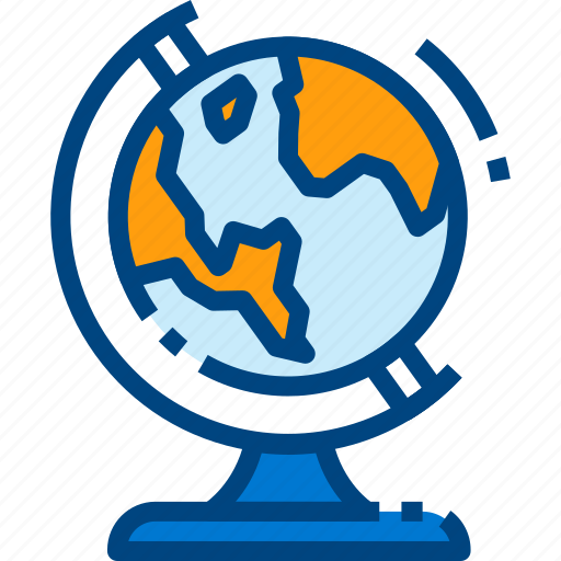 Earth, geography, global, globe, planet, sphere, world icon - Download on Iconfinder