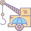cran, equipment, equipment insurance, insurance