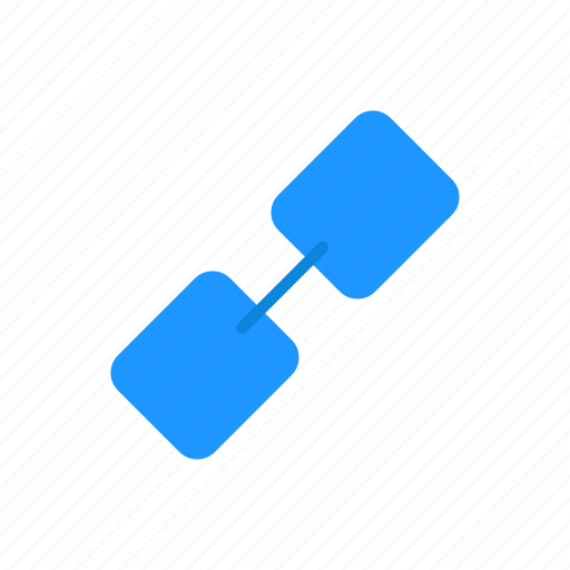 connect, link, network, structure icon