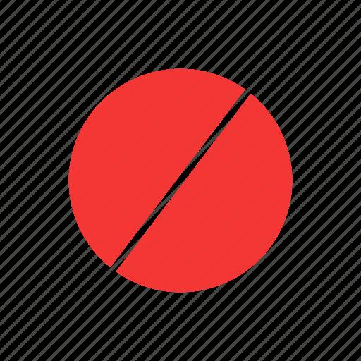 block, cancel, delete, stop icon