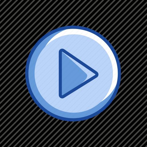 arrow, arrow right, next button, pointer icon