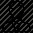 avatar, human, male avatar, male person, person icon
