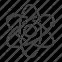 atom, chemistry, molecule, science
