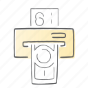 bank, card, cash, pay, payment icon