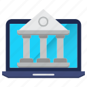 banking, finance, internet, money icon