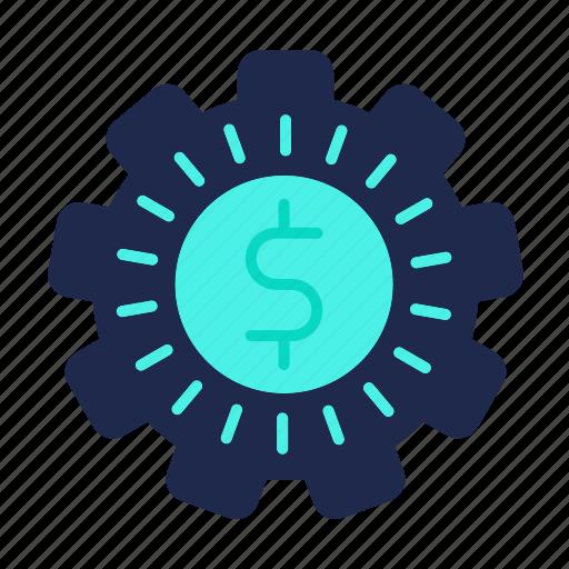 banking, business, make, marketing, money icon