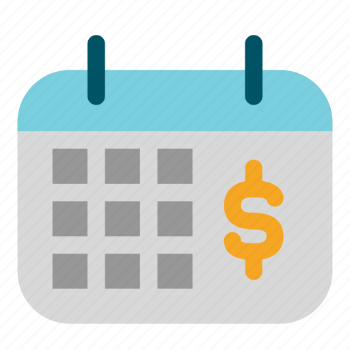 business, calendar, credit, event, payment, schedule icon