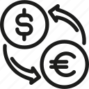 business, currency, dollar, euro, exchange, finance, money