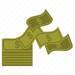 bank, cash, cash flow, currency, investment, money, value icon