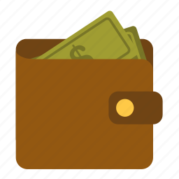 budget, cash, finance, money, payment, shopping, wallet icon