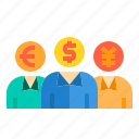 banking, business, currency, money, payment icon
