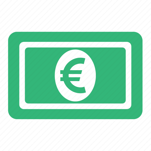business, buy, cash, currency, euro, finance, money, shopping icon