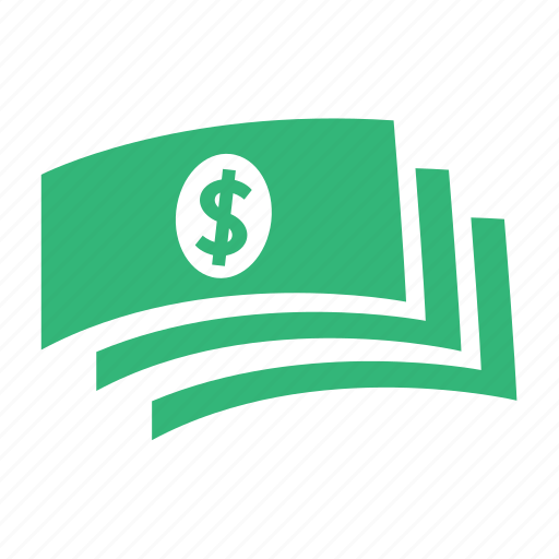 business, cash, dollar, finance, money, shopping icon
