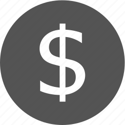 business, commerce, dollar, finance, money icon