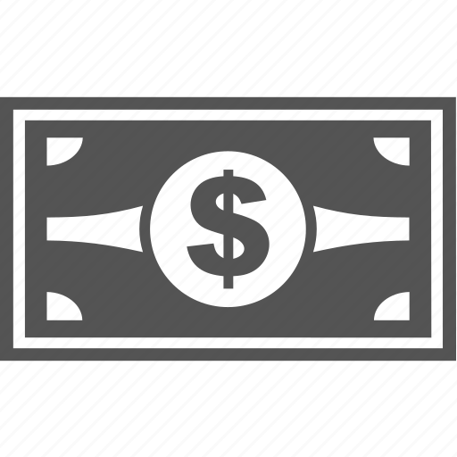 business, commerce, dollar, finance, money icon
