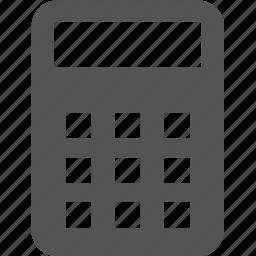 business, calculator, finance, money icon
