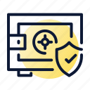 safe, savings, security, storage icon