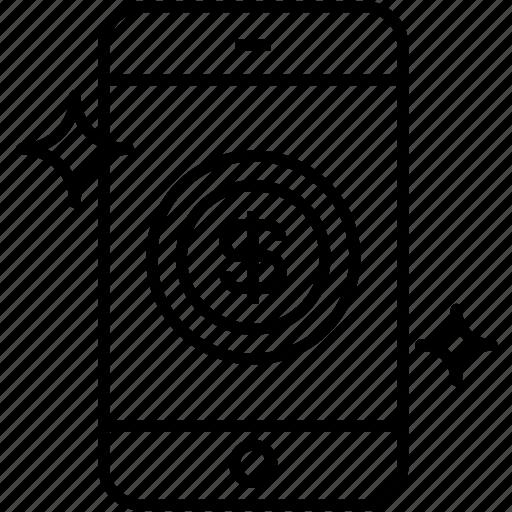 App, finance, mobile, wallet icon - Download on Iconfinder