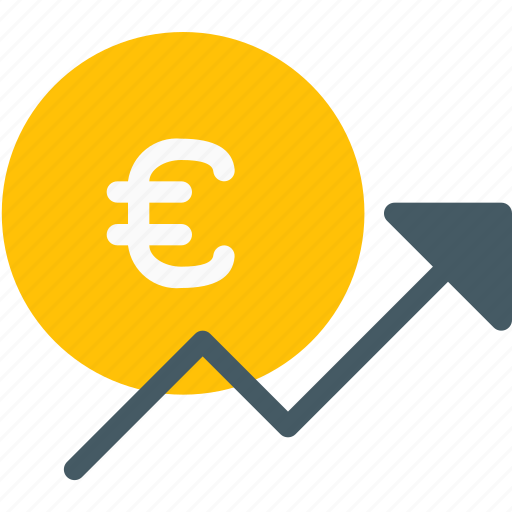 Arrow, compare, euro, fluctuation, market, uncertainty, variation icon - Download on Iconfinder