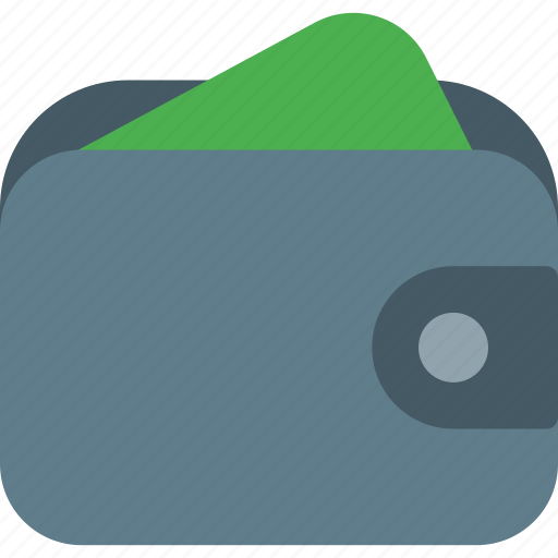accessories, finance, funds, money, store, travel, wallet icon
