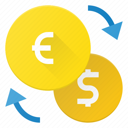 Currency, dollar, euro, exchange, finance icon - Download on Iconfinder