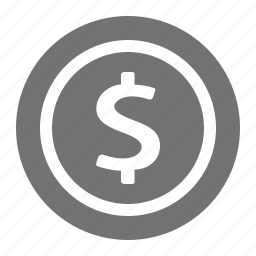 cent, change, coin, currency, dollar, money icon